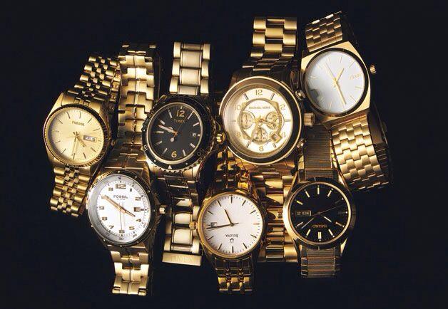 Gold watch!!