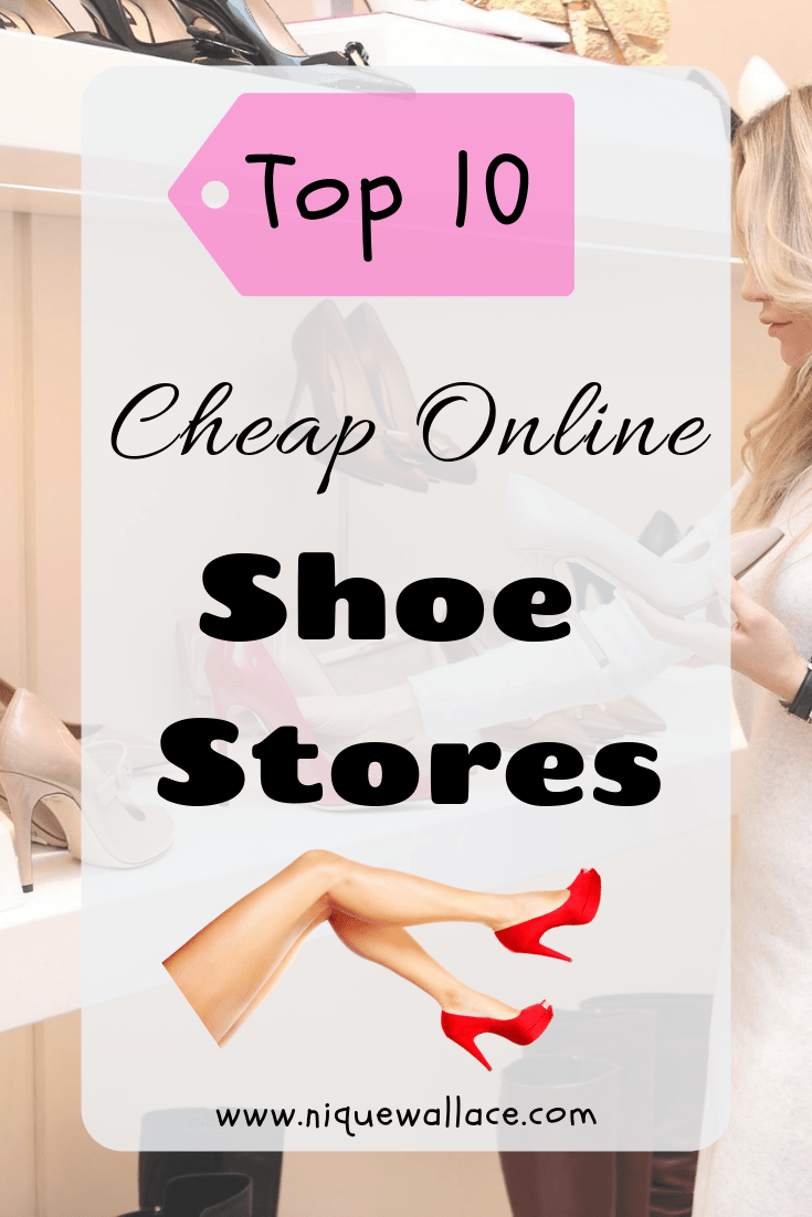 top 10 online shoes shopping sites