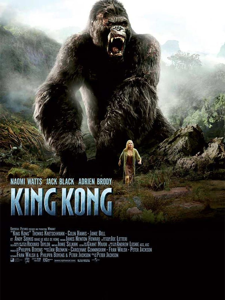 King Kong Pelicula Completa 123movies In 2020 King Kong King Kong 2005 King Kong Movie