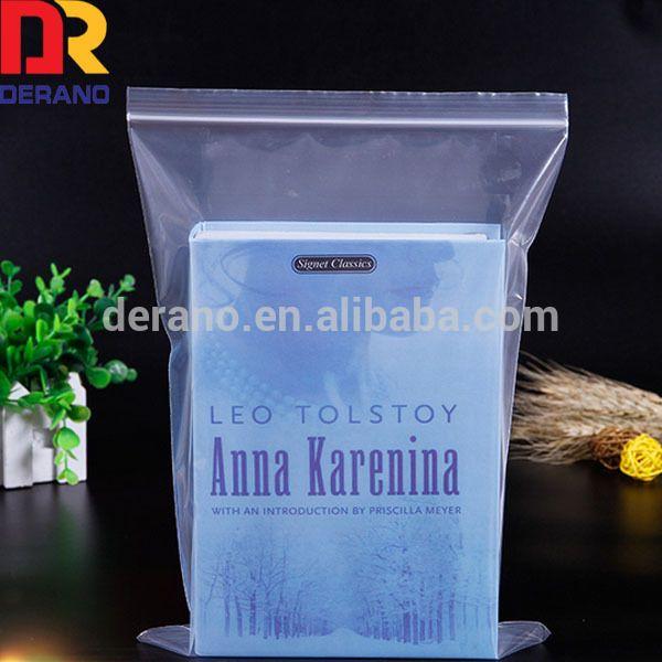 LDPE Resealable Poly Plastic Zip Top Type Bag  e7f4f4b7964f3