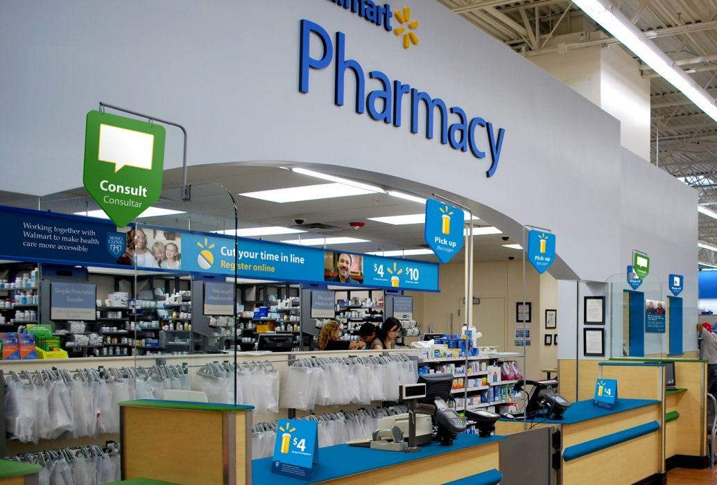 Walmart pharmacy Healthcare organizations, Pharmacy, Walmart
