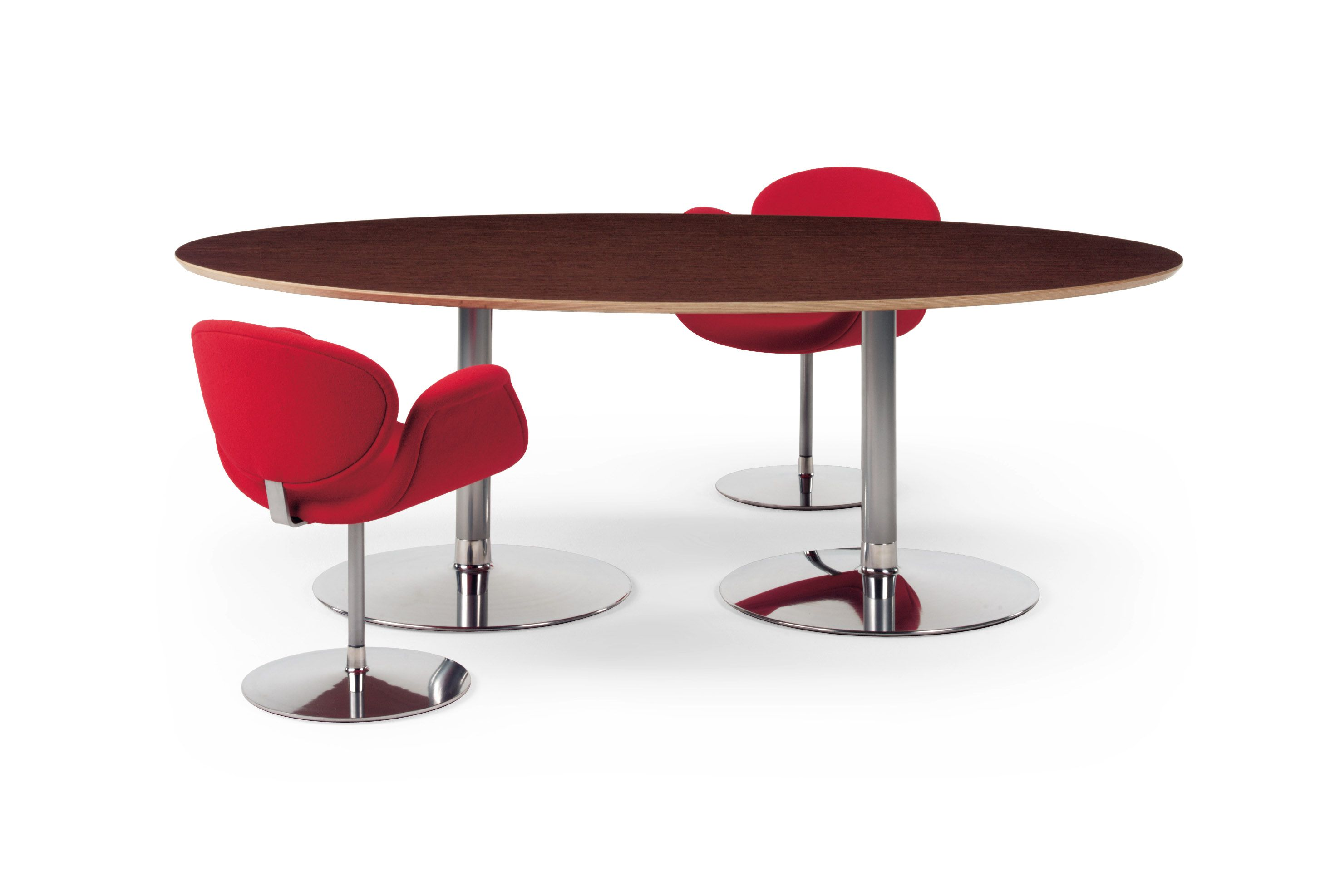 Eetkamertafel Circle Conference Table Circle From Artifort Designed By Pierre Pauli