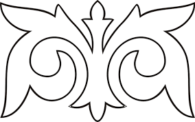 Картинки по запросу орнамент шаблоны | Applique, Embroidery