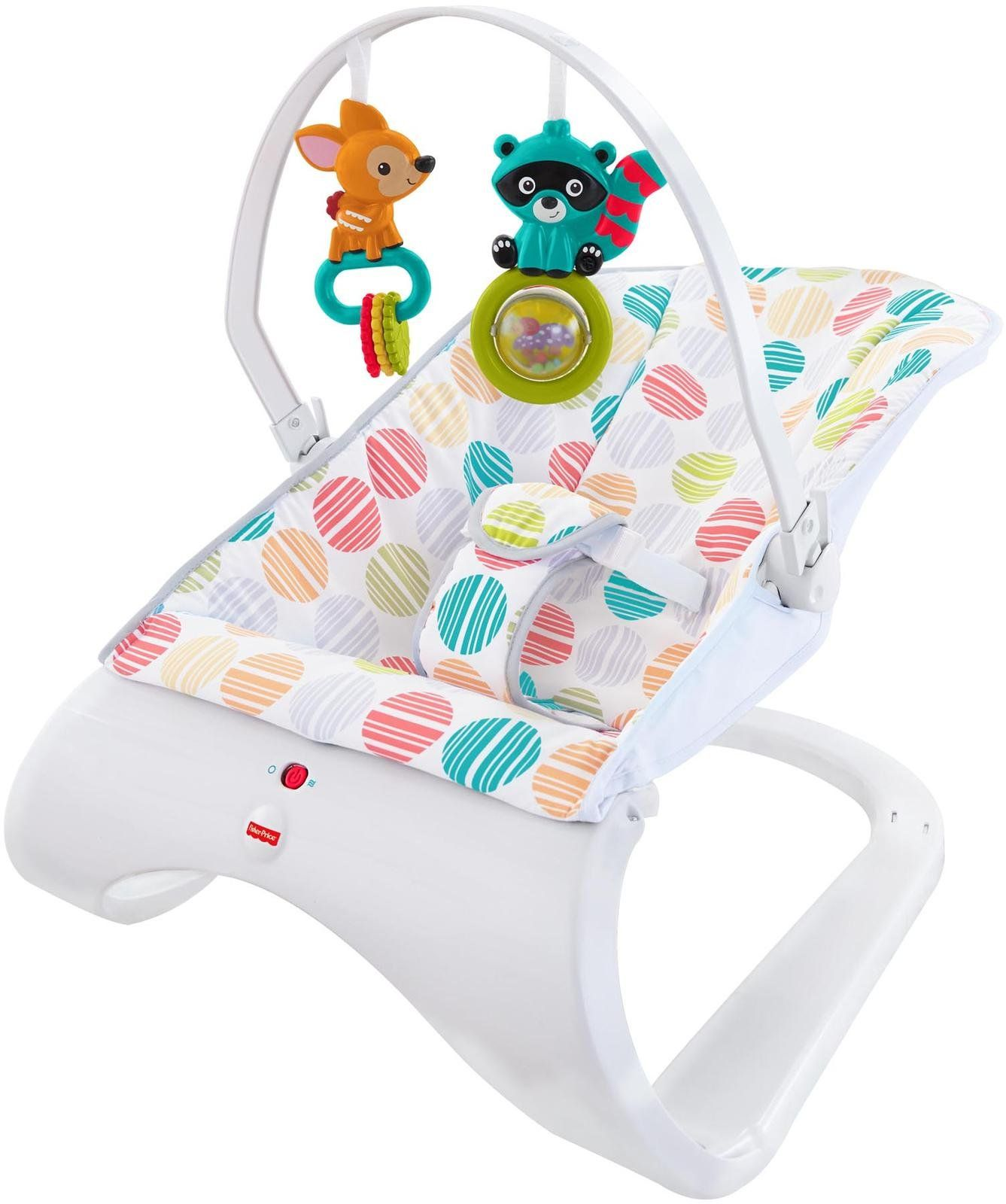 9 Best Baby Bouncers That Entertain and Soothe Your Little e