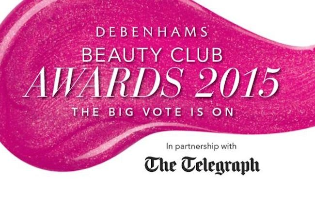 Debenhams Beauty Club Awards 2015 Vote Now Beauty Clinique
