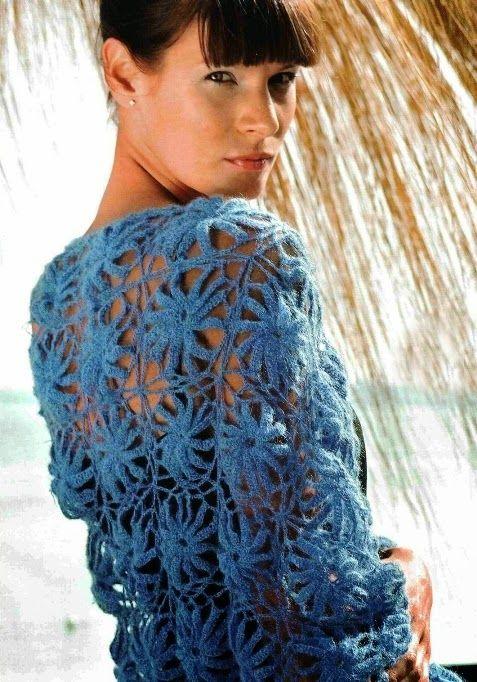 Crochet Patterns: CHAL | Häkeln | Pinterest | Häkeln