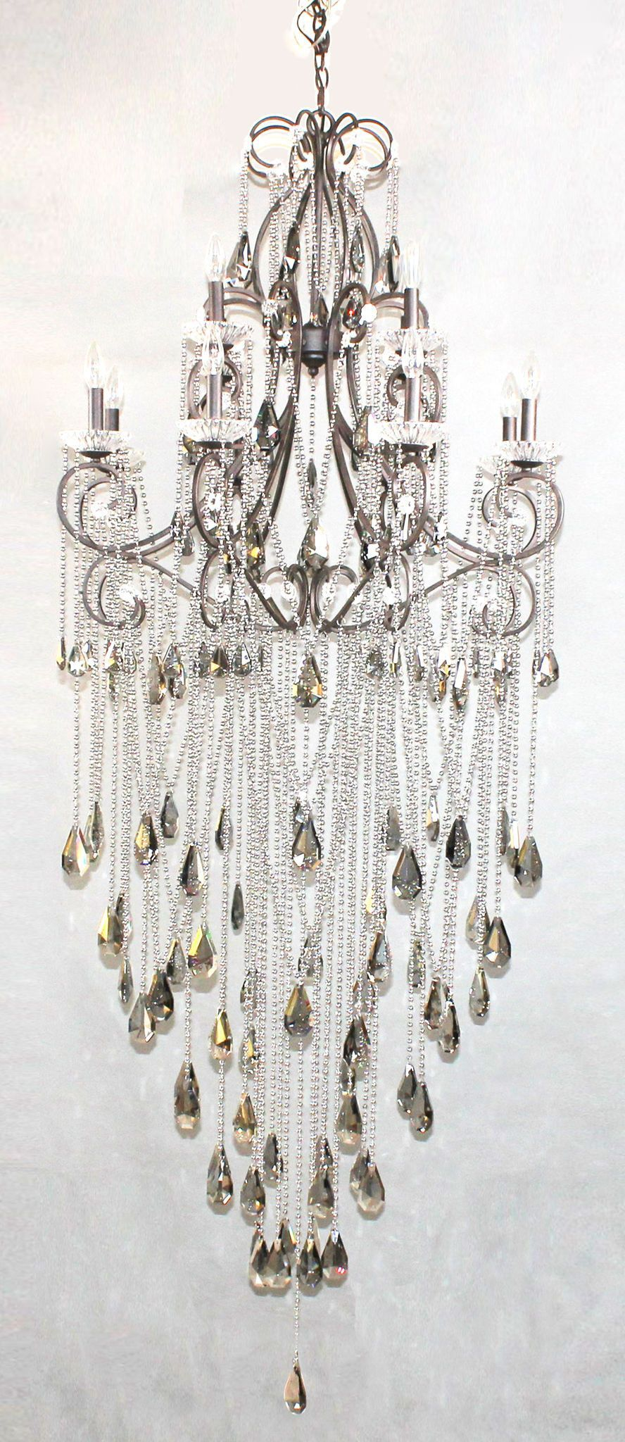 Charlotte chandelier chandeliers lights and tiny texas houses charlotte chandelier arubaitofo Image collections