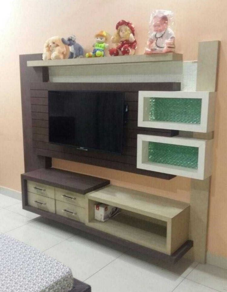 Modern Living Room Lcd Tv Stand Wooden Design Fa18b: 50+ Best Alternative TV Stand With Mount Ideas In 2019