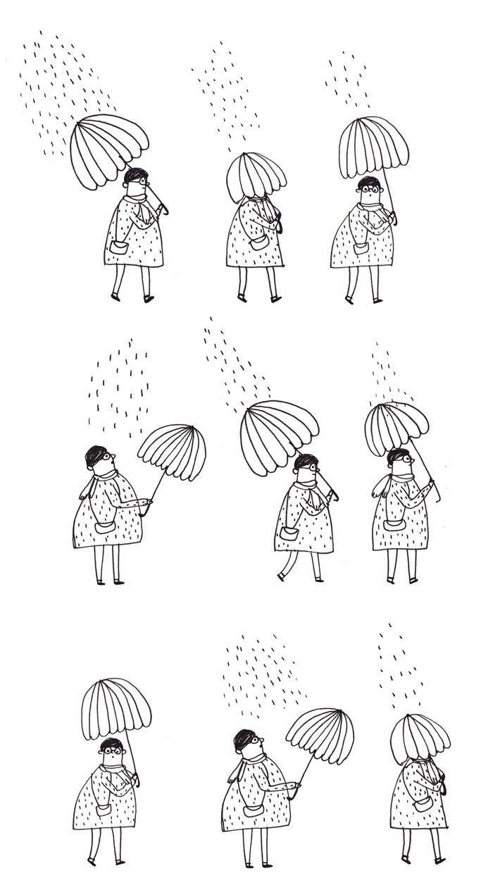 j u0026 39 ai toujours peur de garder mon parapluie alors qu u0026 39 il ne pleut plus et de passer pour une