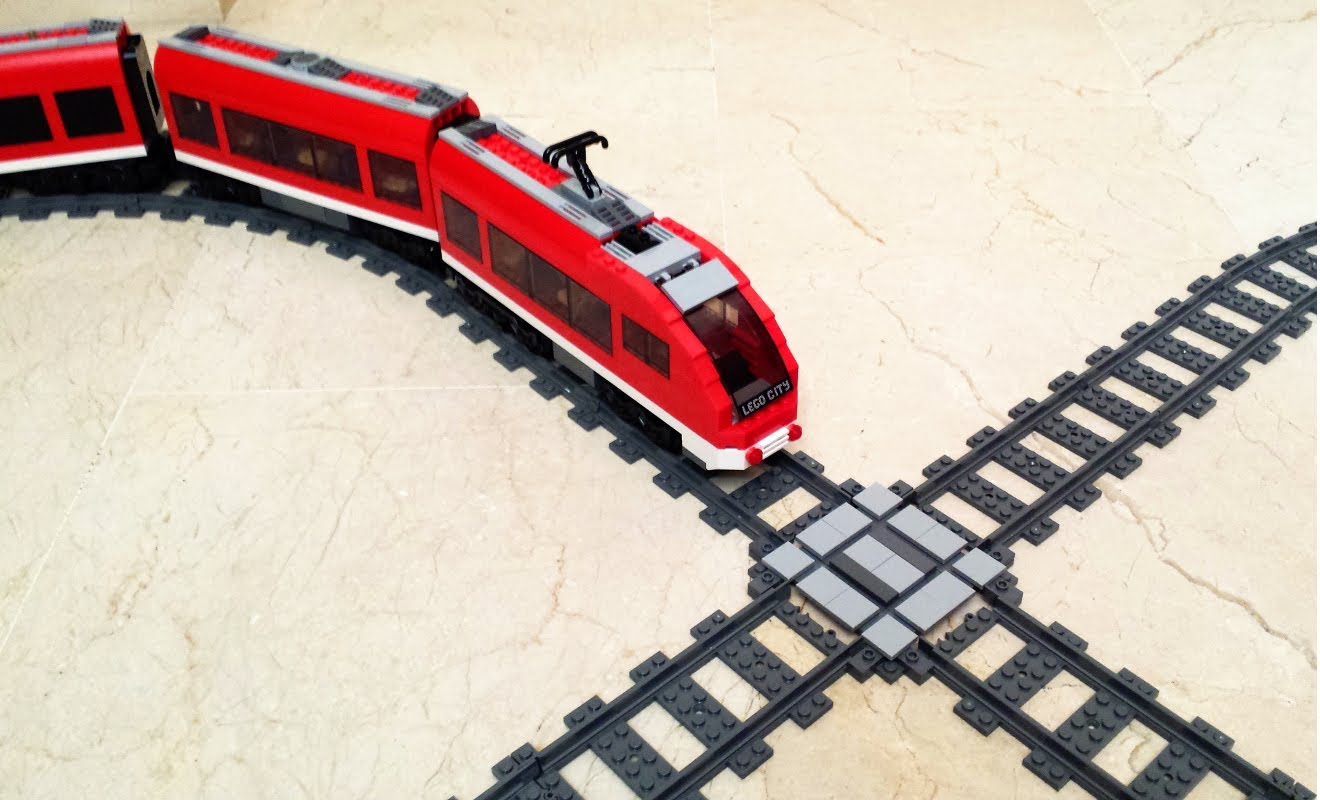 Do You Need A X Cross Track Does Lego Care About You No So Here