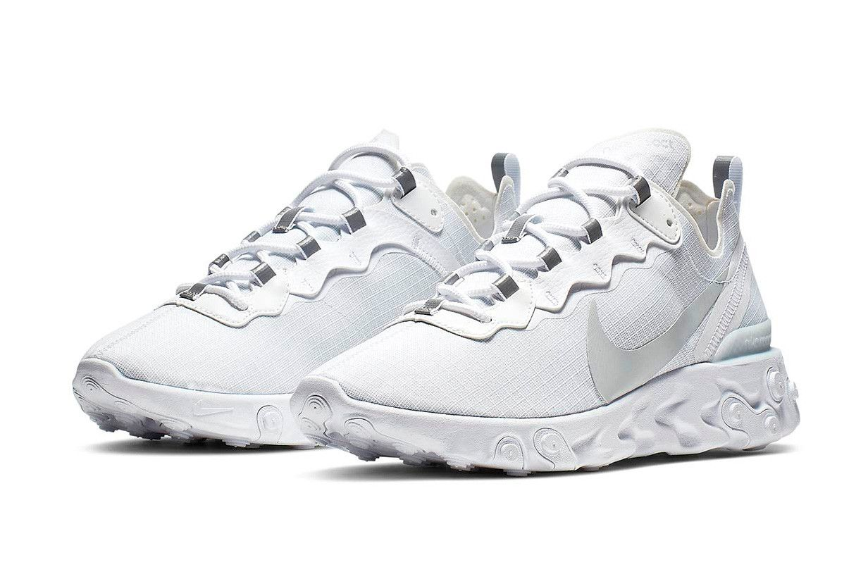 Nike's React Element 55 Gets a Clean