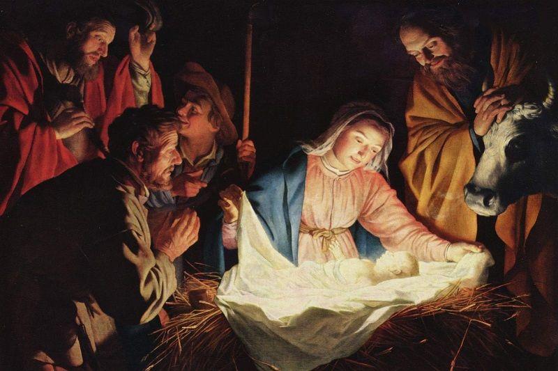 Reinando Constantino el Grande, la iglesia propuso que el 25 de diciembre se celebrara el nacimiento del Salvador por su coincidencia con la celebración romana del Sol Invictus