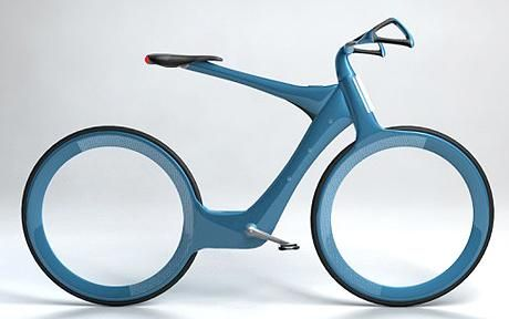 Intelligent Bicycle Of The Future Unveiled