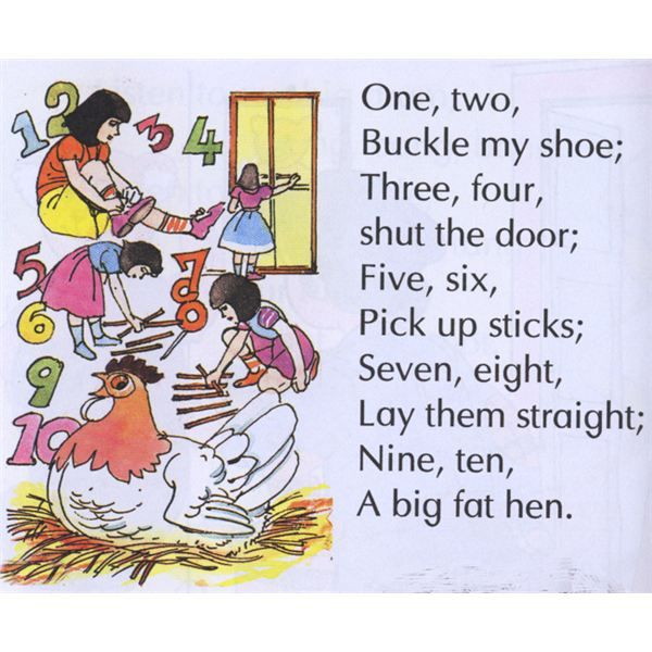 the importance of nursery rhymes in childhood education pdf