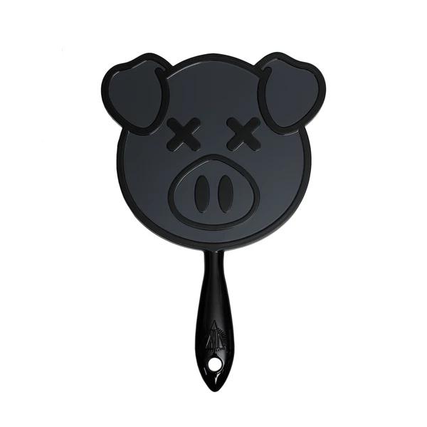 Black Pig Hand Mirror Jeffree Star Cosmetics Black Pig Hand Mirror Jeffree Star