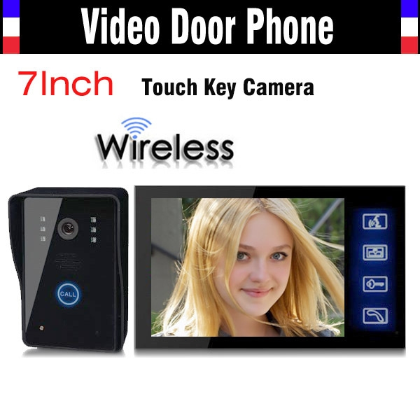 13899 Watch Here 1v1 Wireless Video Door Phone Doorbell Intercom