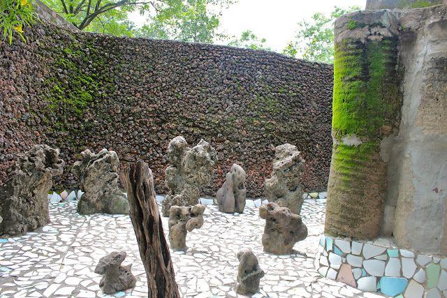 Nek Chand Rock Garden In Chandigarh Part 1