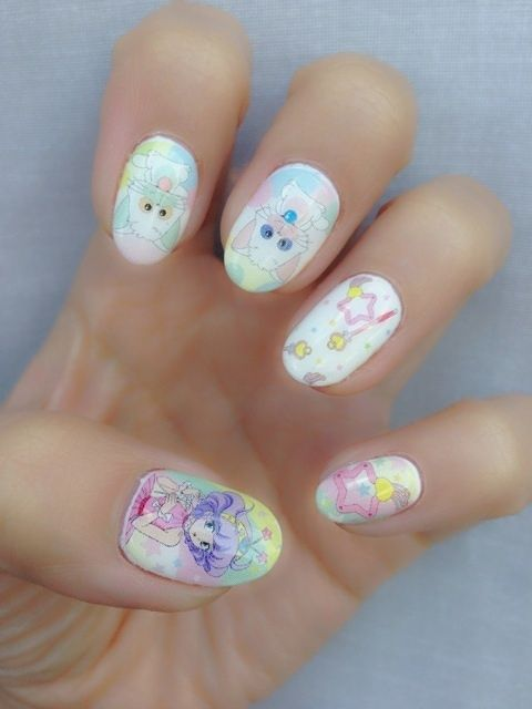 creamy mami nails - Google Search