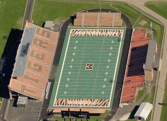 Massillon Paul Brown Tigers Stadium | Massillon, Tiger stadium