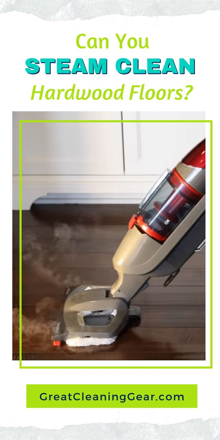 Can Steam Cleaners Be Used on Hardwood Floors? Cleaning