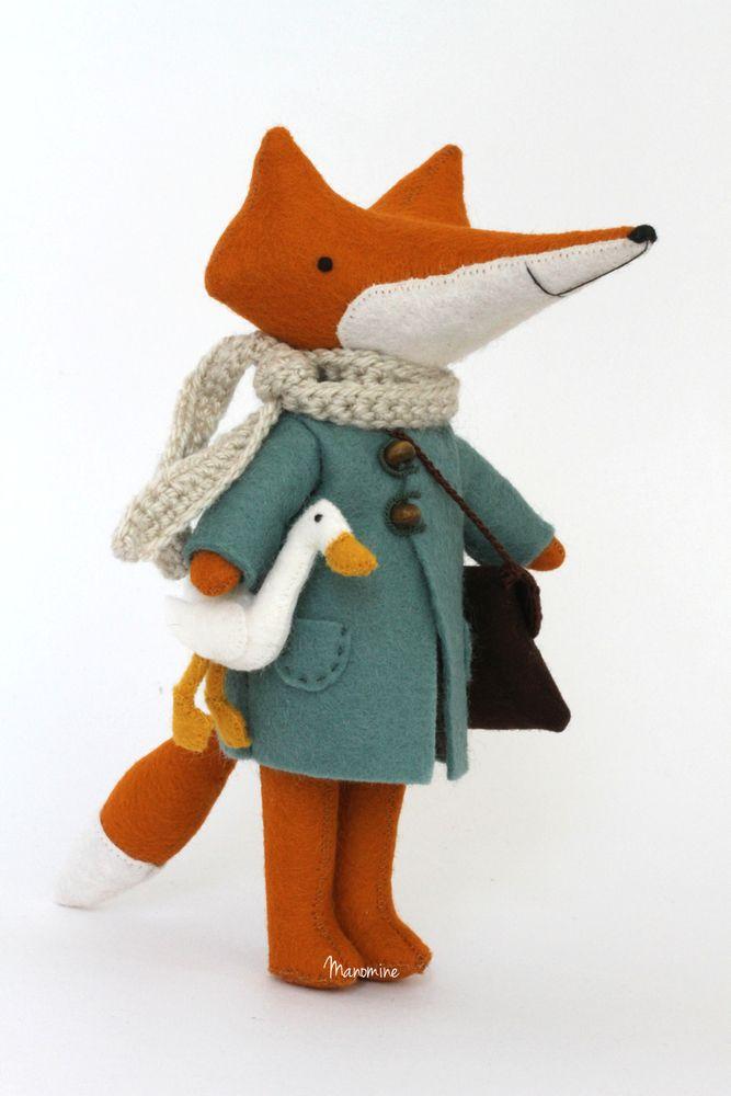 RESERVED FOR JENNY: bigger fox Vera