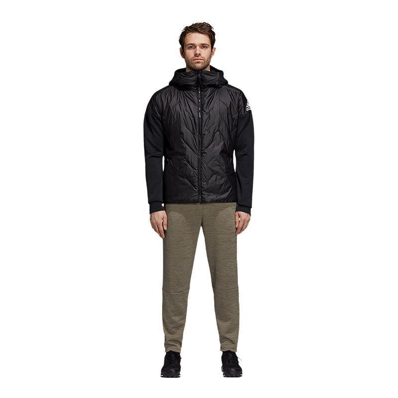 adidas Men's Z.N.E. Hybrid Jacket in 2019 | Adidas men
