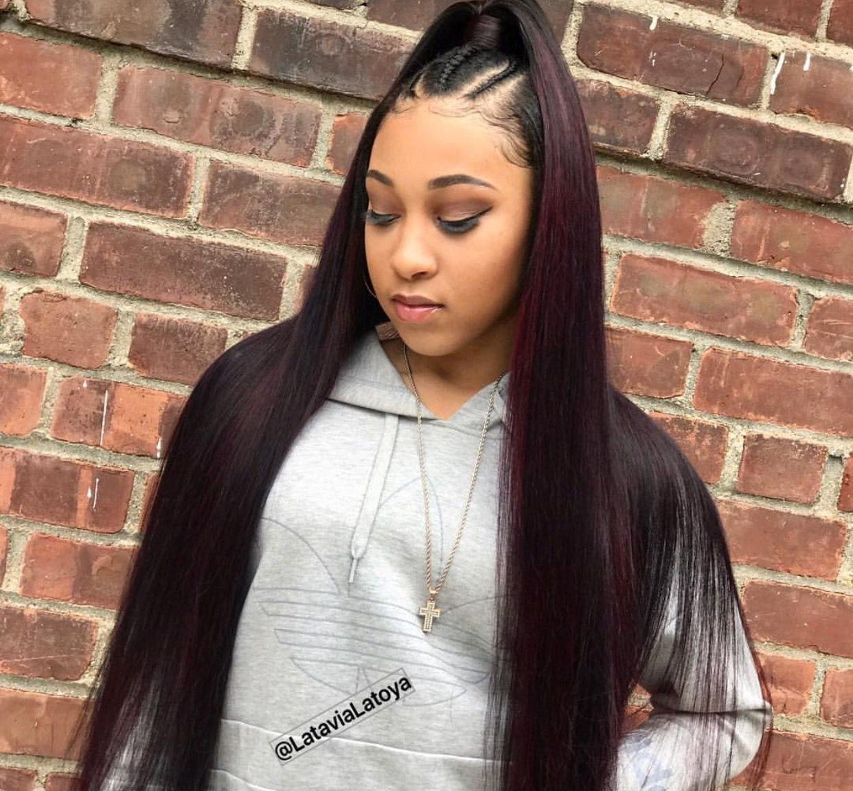 40+ American girl hairstyles for straight hair ideas in 2021