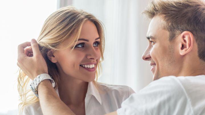 Flirten richtige korpersprache