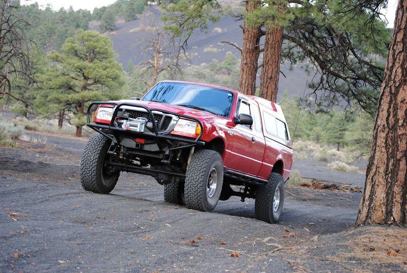1997 f250 front axle swap