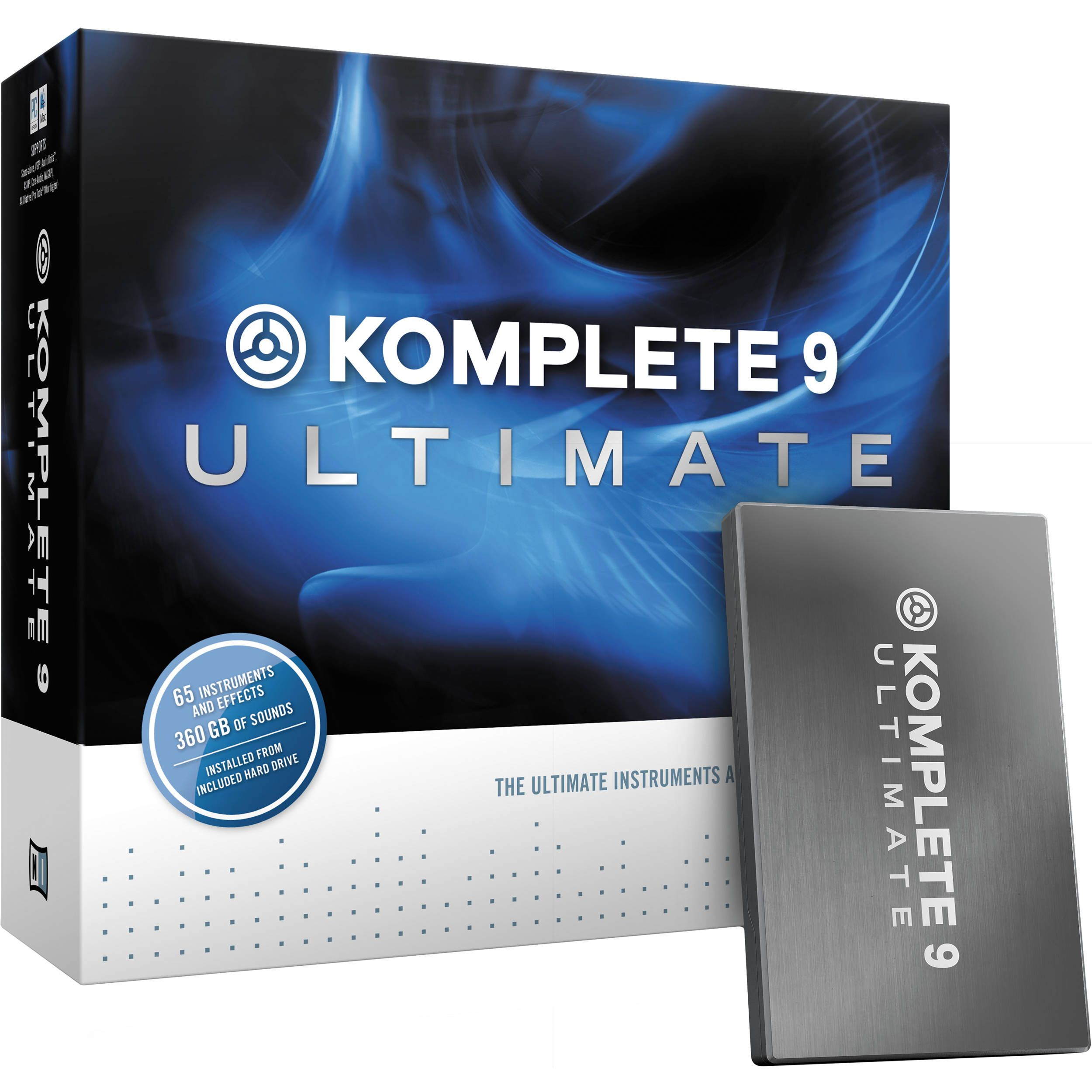 native instrument komplete 9 ultimate crack