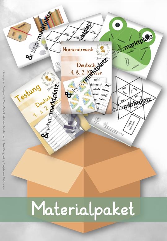Anfangsunterricht Deutsch Materialpaket Unterrichtsmaterial In Den Fachern Deutsch Fachubergreifendes Sachunterricht In 2020 Unterrichtsmaterial Deutsch Paket