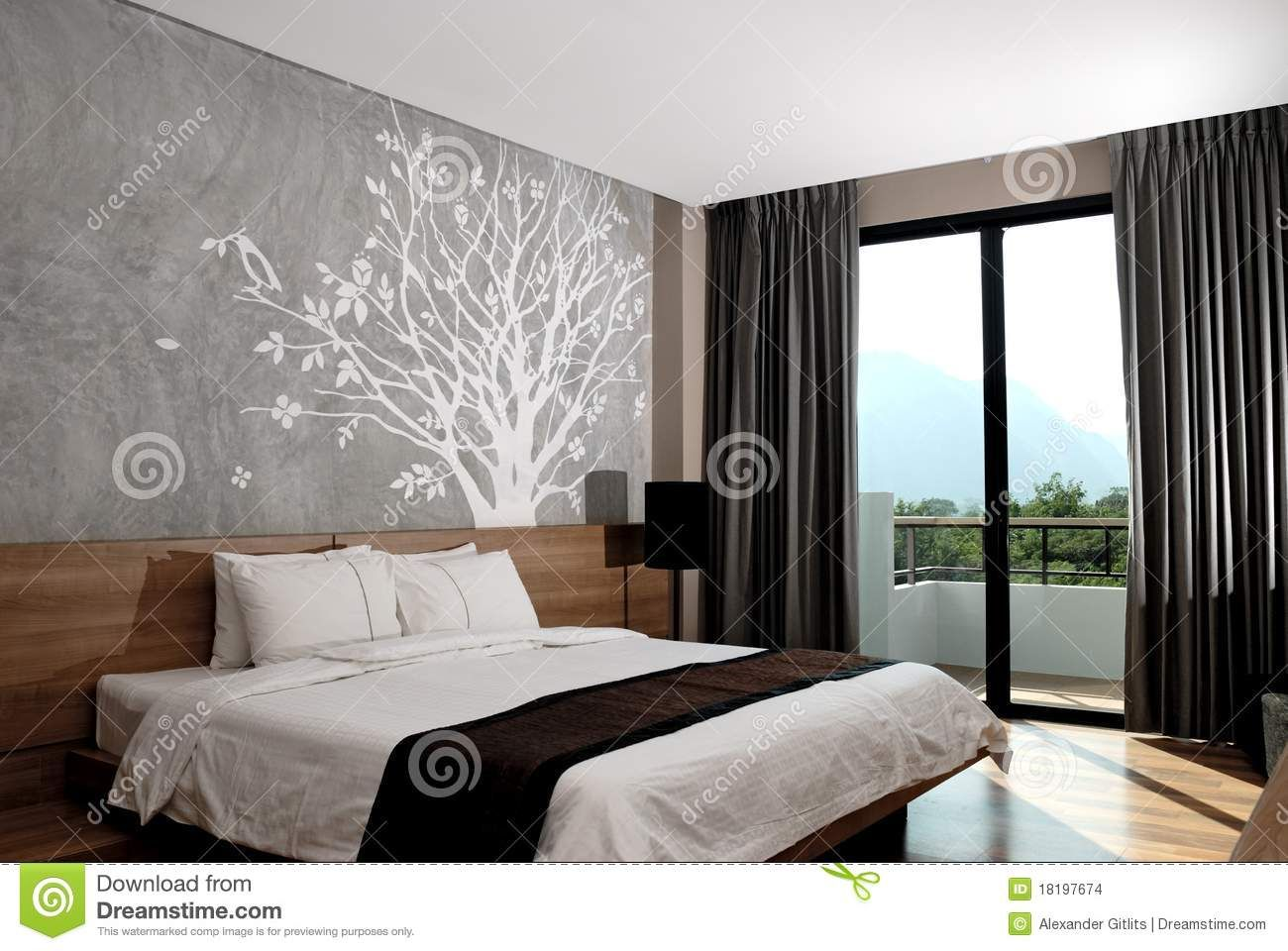 Modern hotel room interior hotel rooms pinterest for Hotel bedroom designs