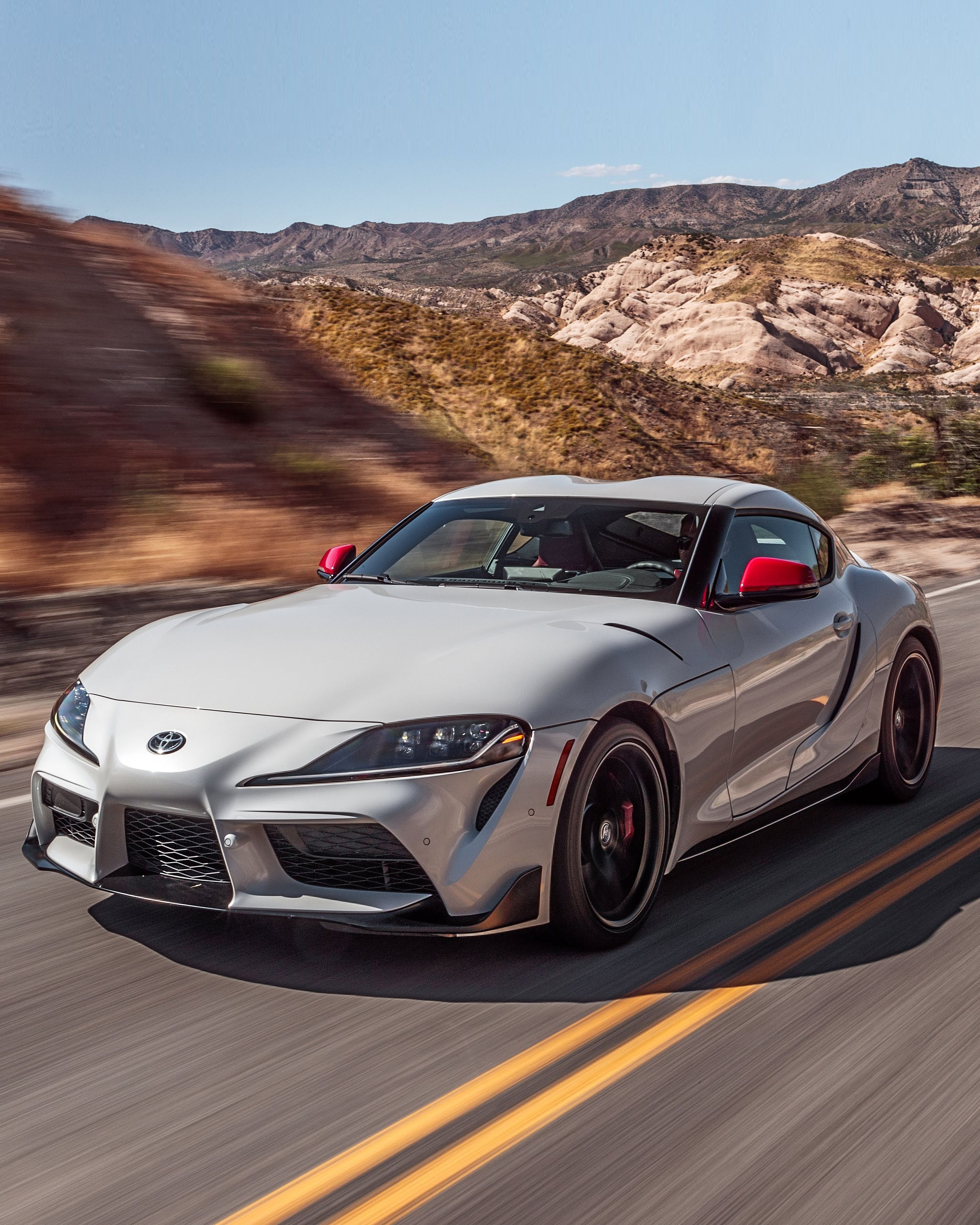 2020 Toyota Supra Launch Edition First Test Review Showtime Toyota Supra Japan Cars Toyota