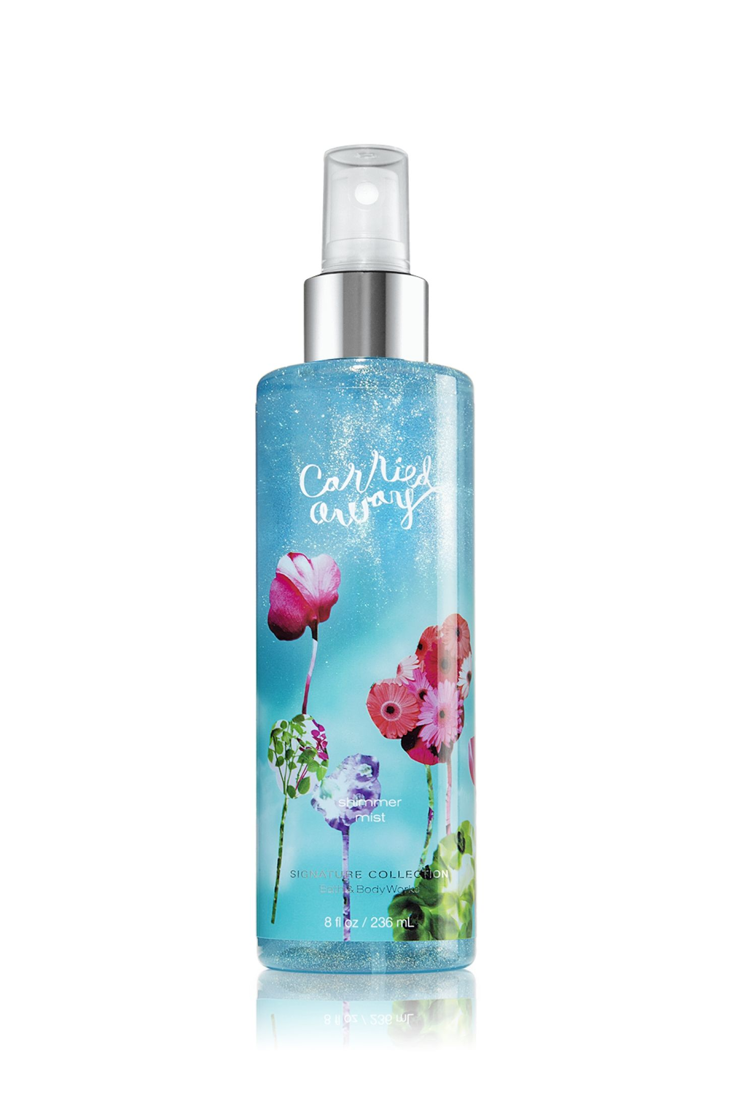 Carried Away Shimmer Mist Signature Collection Bath
