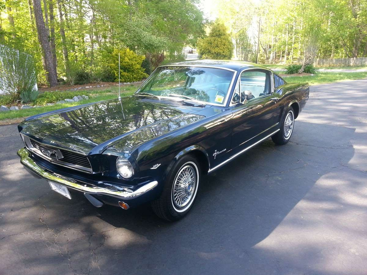 Five of the Best Late-\'60s Pony Cars for Sale Right Now | Pony, Ford ...