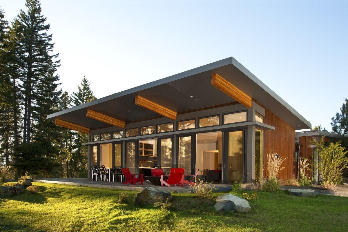 Sd134 in 2020 Modern prefab homes, Modern modular homes