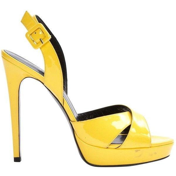 Pre-owned - Patent leather heels Barbara Bui x7jpa