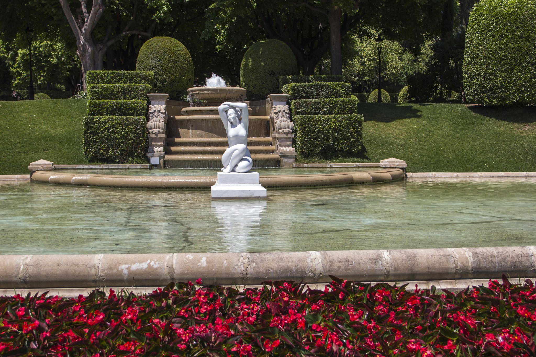 Entrada al Palau Reial de Pedralbes - BARCELONA - Escucha... Haydn…