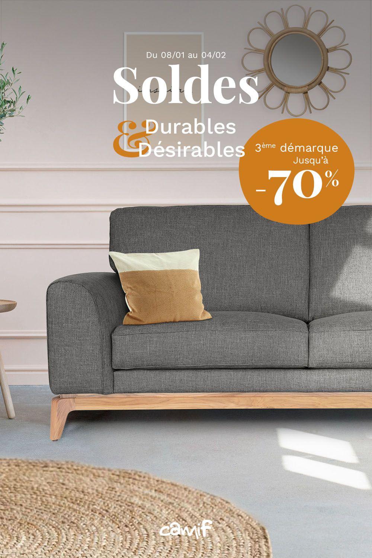 Mobilier Canape Deco Linge Profitez Des Soldes Ecoresponsables Pour Toutes Les Pieces De La Maison En 2020 Mobilier De Salon Soldes Canape