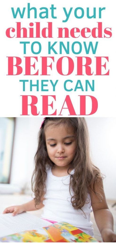 Teaching Your Child to Read {Reading Series Part 1} - Two Pine Adventure