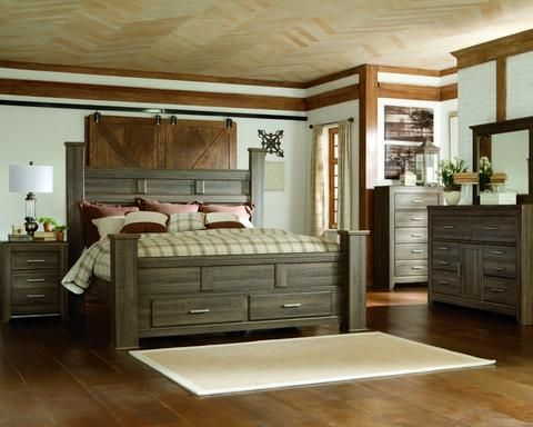 Juararo King Size Bed Cute Pinterest King size, Bedrooms and