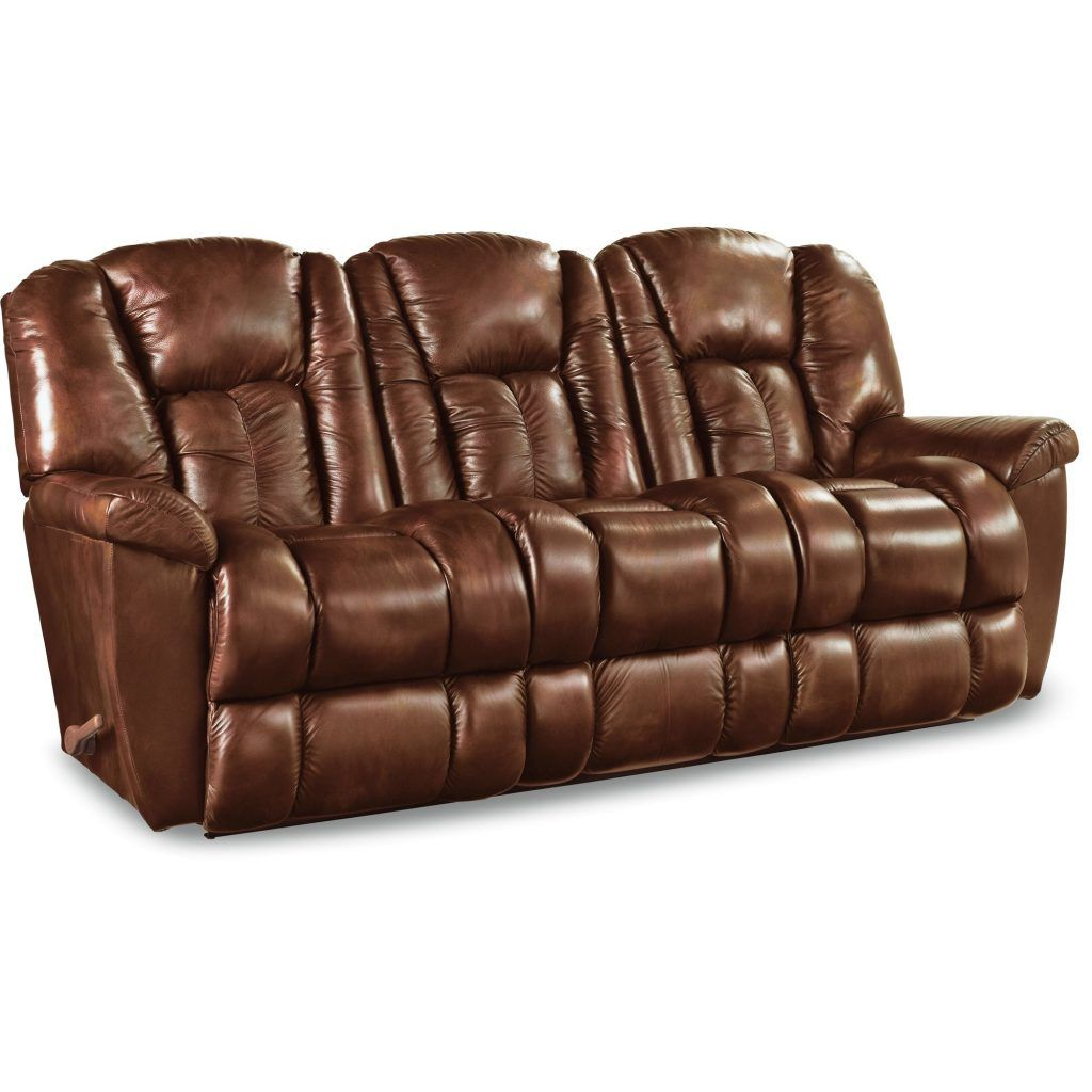 Leather Sofas · Lazy Boy Maverick Leather Sofa