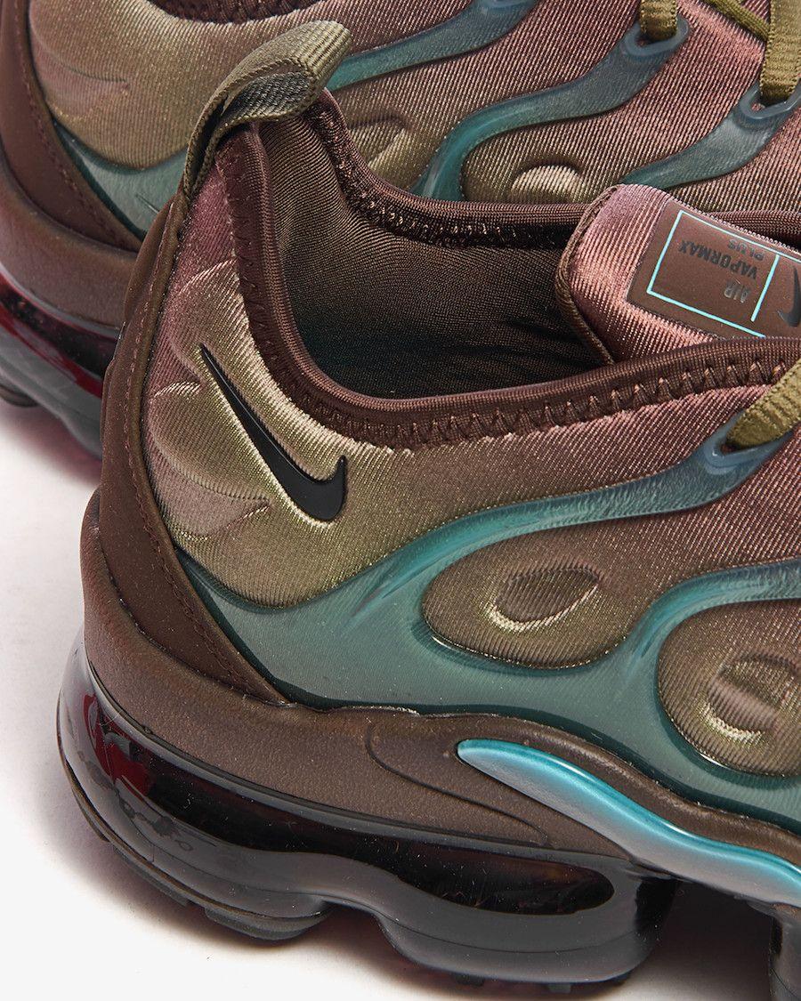 Nike Air VaporMax Plus Baroque Brown