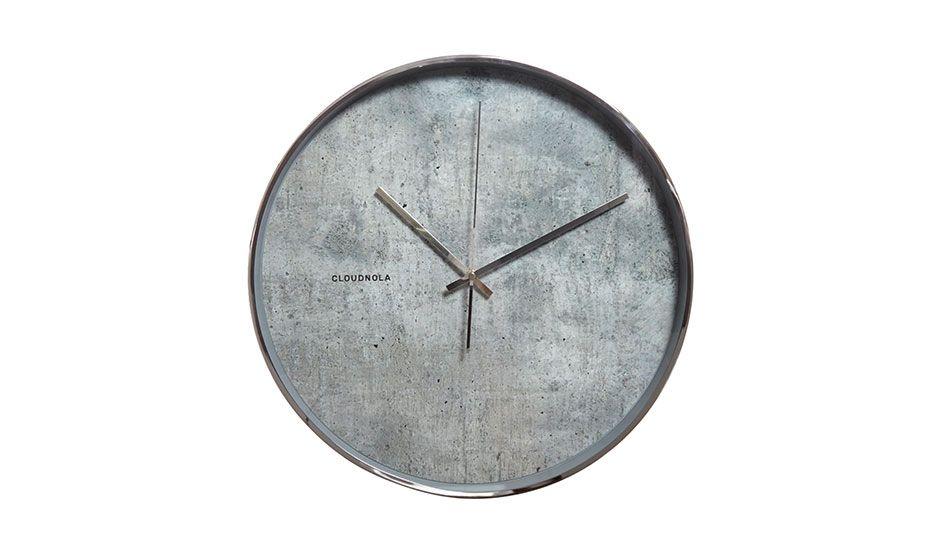 MONOQI | Structure Cement Clock - 43£