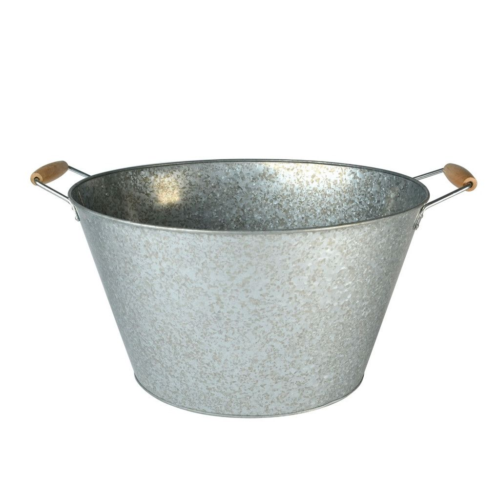 Charlie Beverage Tub With Images Party Tub Beverage Tub Wood Tub