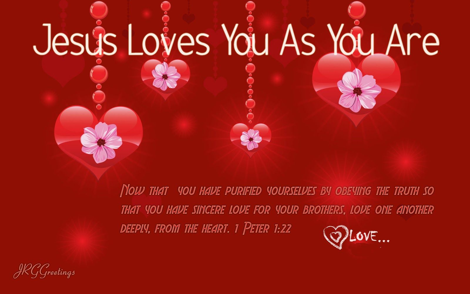 Christian Valentine S Day Greetings Free And Wallpaper