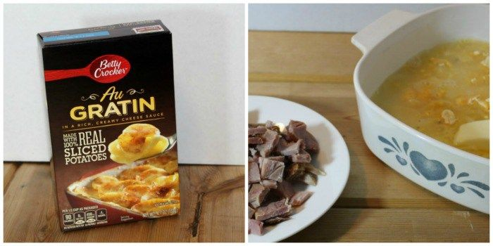 You can #win a $50 Betty Crocker Prize Package from @OutnumberedMama #Giveaway  http://outnumbered3-1.com/2015/11/ham-au-gratin-bake-recipe#comment-100866