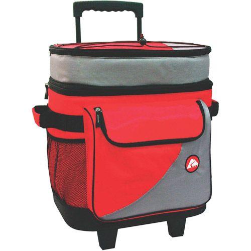 Ozark Trail 42 Can Rolling Cooler With Removable Hardliner