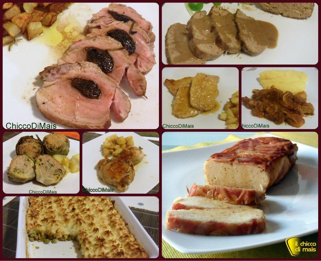 Antipasti Di Carne Per Natale.Secondi Di Carne Per Natale 10 Ricette Facili E Scenografiche Chiccodimais Ricette Ricette Facili Ricette Di Cucina