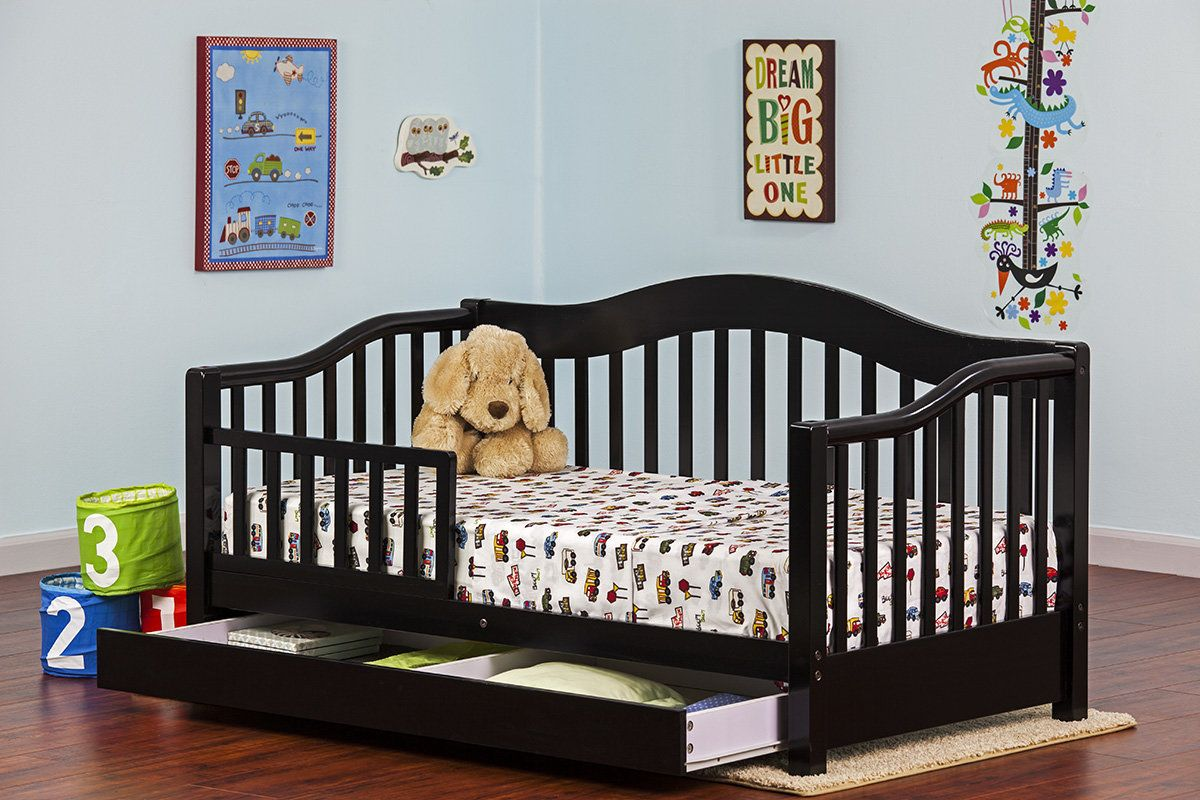 Toddler Bed With Storage Convertible Toddler Bed Toddler Bed With Storage Toddler Day Bed